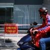 다낭시: 택시 및 오토바이 운행 서비스 일시 중단..., 코로나 방역 대책