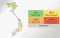베트남, 전국 58개 성과 시에서 전염병 수준 발표