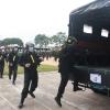 박장성에 기동 경찰 약 300명 파견..., 5월 23일 총선 및 코로나 통제 지원