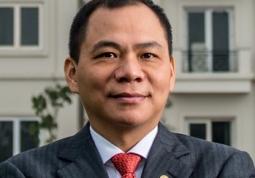 VINGROUP 회장 :  Pham Nhat Vuong