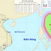 베트남, 슈퍼 태풍 '수리개' 필리핀 해상 진입.., 태풍 진로에 촉각