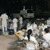 박닌성: 5월 7일 저녁 양성 사례 14건 추가 확인..., 밤새 15,000가구 검사 예정