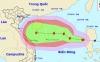 베트남 8호 태풍 사우델 남중국해로 진입.., 내륙에도 영향 가능성