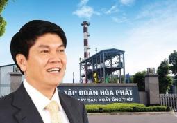 HOA PHAT 그룹 회장 : Tran Dinh Long