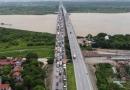 하노이에서 16호 시행 첫날, 박닌에서 하노이 진입 도로 극심한 정체