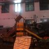하노이시: 아파트 외벽에 설치된 에어컨 실외기 놀이터로 와장창...