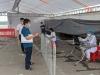 하노이시: 시내 출입구 23개 검문소에 QR 코드 스캐너 설치