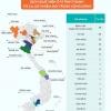베트남 코로나 4차 파동..., 전국 19개 지역에서 신규 확진 176건
