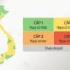 베트남, 전국 63개 성과 시에서 코로나 전염병 수준 발표