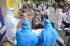 하노이시: 광범위한 대규모 코로나 검사 중단… 지역별 거점에서 필요시 검사