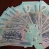 베트남 동화 고액권 위조 지폐 판별법