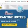 호치민시: 격리용 호텔 온라인 예약 사이트 등장..., 8/1일부터 정식 운영