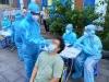 하노이시: 오늘(8/18일)부터 13개 고위험 그룹 대상 코로나 검사 100만 건 진행