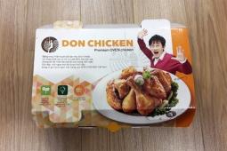 새로 오픈한 DON 치킨 배달
