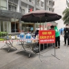 하노이시: 양성 사례 발생으로 2개 아파트 일시 봉쇄