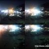 하노이, 한밤에서 새벽까지..., 농산물 도매시장