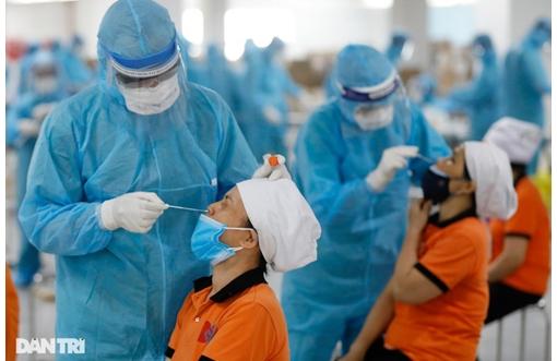 베트남 4차 코로나 파동 한달 만에 약 3,000건 발생..., 변이 바이러스의 침투