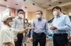 """하노이시 인민위원장 """"사회적 거리두기 완화""""를 위한 3가지 조건 제시"""