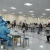 박장성: 꽝처우 공단내 한국계 공장에서 양성 사례..., 다른 공장들도 검사 진행 예정