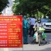 하노이시: 코로나19 확산 상황 예측 어려워..., 지역사회 감염자 넓게 분포