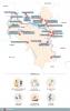 하노이시 관문에서 운영되는 22개 검역 통제 지점