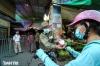 """하노이시: 도시 전역에서 """"쇼핑 바우쳐"""" 확대 적용 계획…, 가구별 쇼핑 시간 지정 등"""