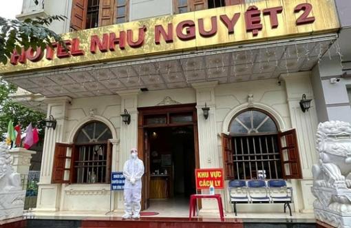 베트남 격리 호텔 관리 부실로 감염 전파 우려…, 중국인 입국자들 호텔에서 감염된 것으로 추정