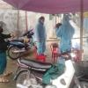 하남성: 격리 마친 남성 양성 사례 발생한 마을 일시 봉쇄 결정