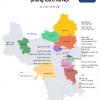 하노이시: 코로나 확진자 발생으로 봉쇄된 지역