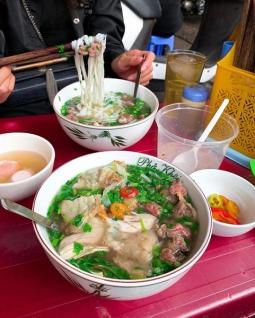 하노이시: 꼭 한번 먹어봐야 하는 쌀국수 식당 7선