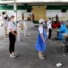 호찌민시: 공장에서 대규모 의심 사례 발생..., 삼성 가전 공장 위치한 하이테크 파크