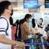 하노이 공항: 다가오는 연휴 동안 기록적인 승객 수송 예상..., 코로나 방역 비상