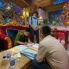 호찌민시: 노래방 운영 중단에도 불구하고.., 식당 노래방에서 외국인들 발각