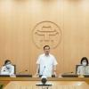 하노이시: 코로나 위험 수준 '경고' 상향 조정..., 하남성 양성 사례 관련