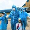 베트남 하노이/호찌민시 국제공항 입국 항공편 하루 만에 운항 재개