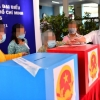베트남 총선 투표율 98.43% 수준..., 일부 지역은 99.99%