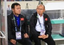 '박항서 매직' 화룡점정 찍었다...베트남, 스즈키컵 10년만에 우승