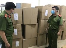 호찌민市, 외국인이 불법 보관중이던 마스크 7만장 '압수'
