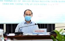 호찌민시: '전염병 예방 보장 안되는 업체는 운영 중단' 경고