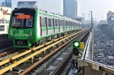하노이시: 베트남 최초의 도시철도 12월부터 시험 운행 예정