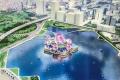 하노이, 호수위의 거대한 '연꽃 극장'..., 새로운 투자자 유치 중