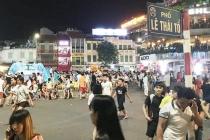 하노이, 호안끼엠 주변에서 한 달간 차량 진입 금지.., 보행자 거리 확대 운영