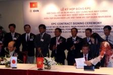 Nghi Son 1 화력 발전소 건설에 약 10억불 투자