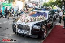 호찌민시, 젊은 사업가의 결혼식에 초대된 슈퍼카들의 행진
