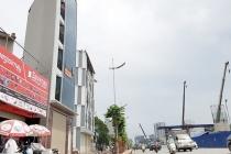 하노이, 새로 건설되는 도로변 초박형 주택 정리 계획