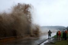 베트남, 1호 태풍(꼰선) 북부지역 피해