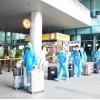 하이퐁시: 재 양성 의심 사례자와 같은 항공편 탑승객에 대한 긴급 공지