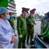 하노이: 사회적 거리두기 단속 강화.., 지역별 대응 조직도 운영