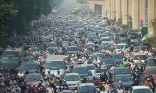 베트남 교통부: 오토바이 배기 가스 배출 검사 의무화, 우선 오래된 차량부터