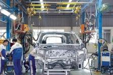 베트남 자동차 산업 현지화율, 지역내 다른 국가와 비교해 낮은 수준